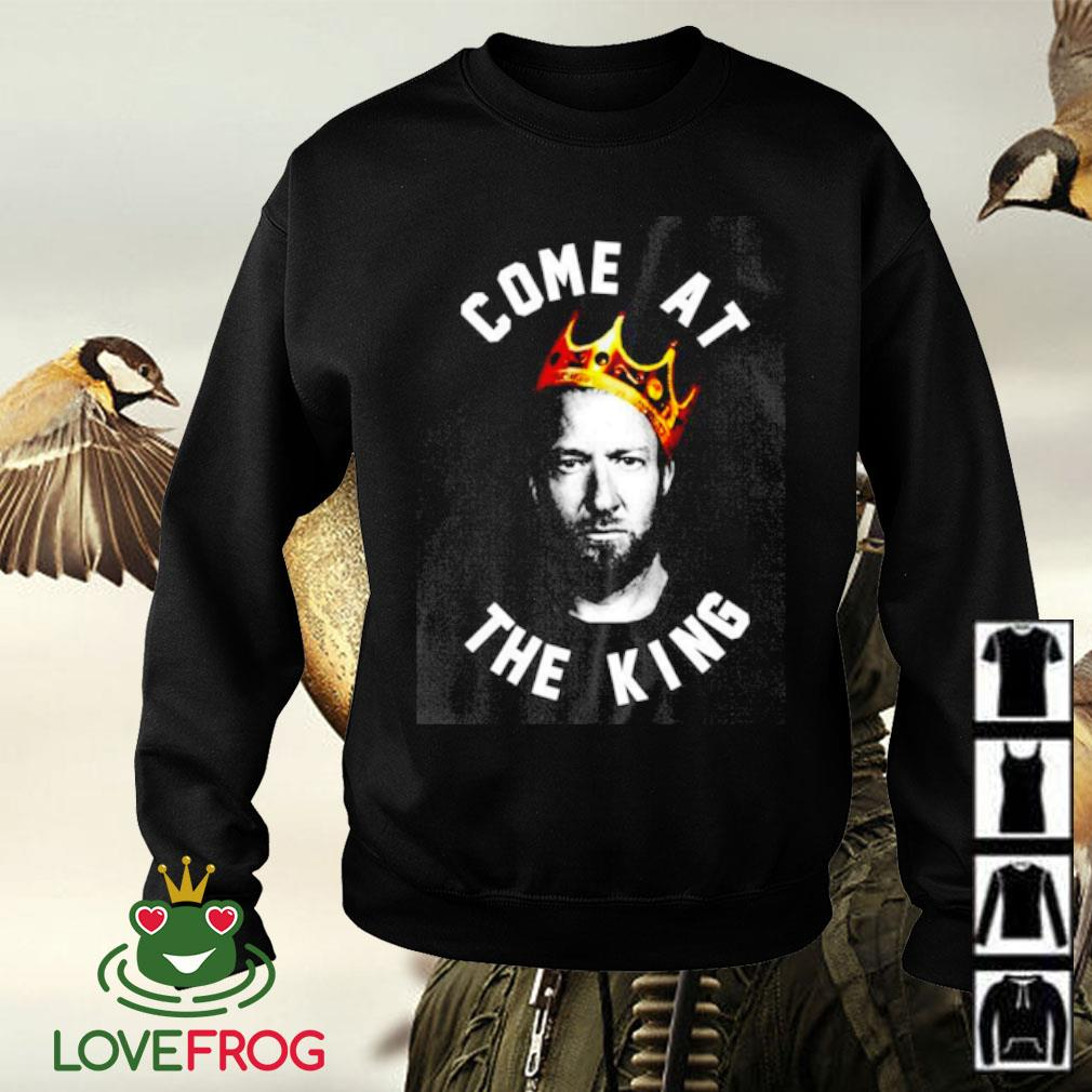 Dave Portnoy come at the king Sweater