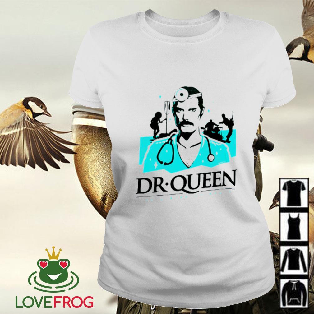 Dr Queen Ladies-tee