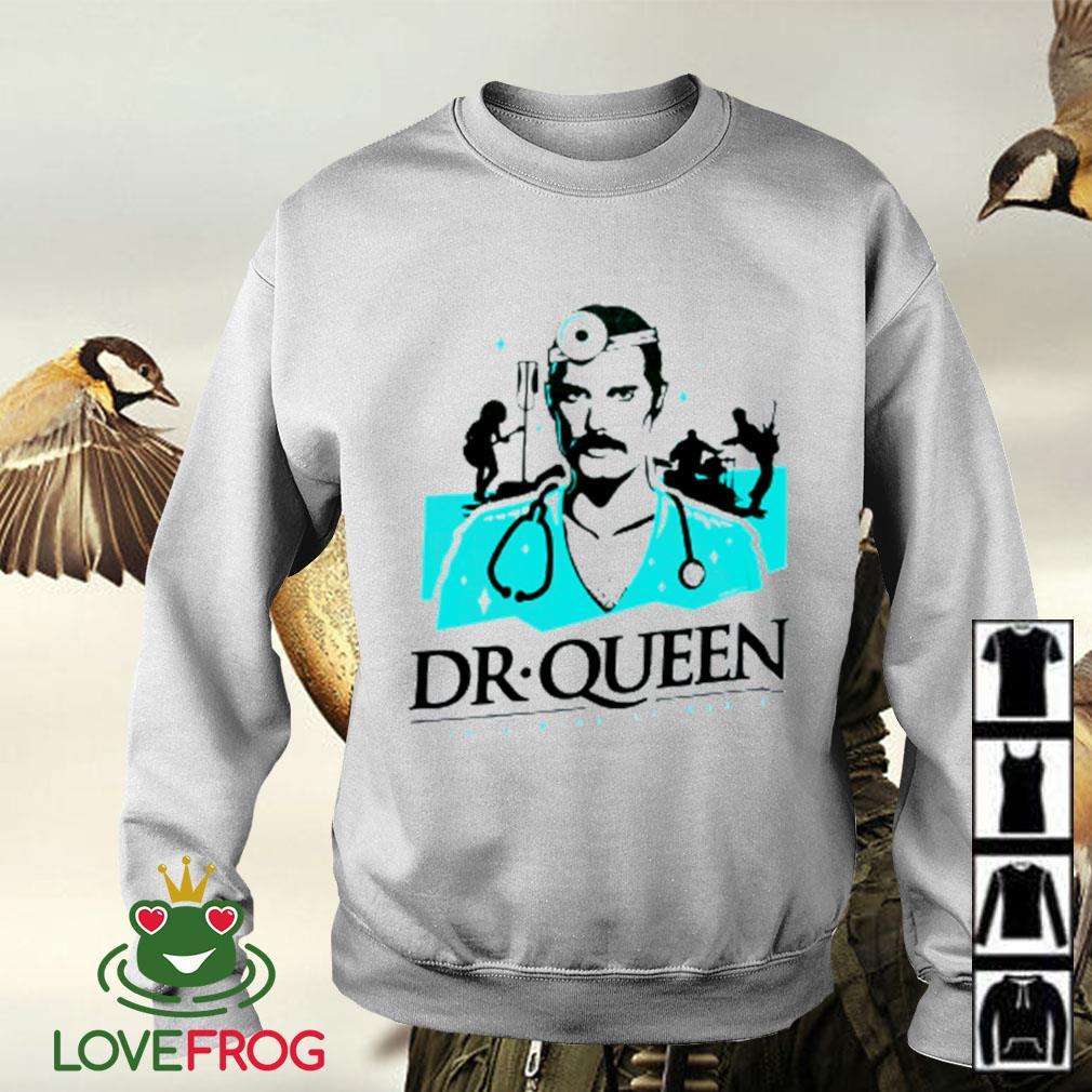 Dr Queen Sweater