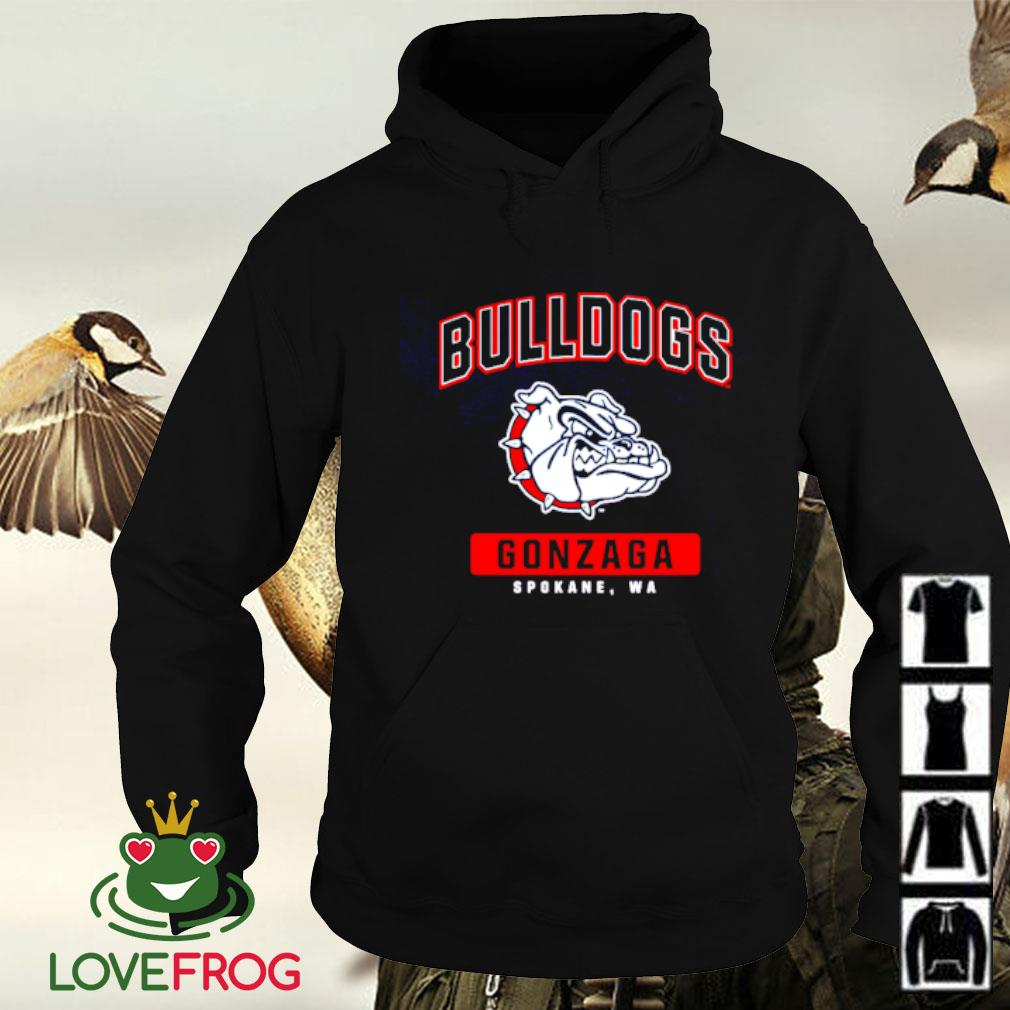 Gonzaga Bulldogs campus Icon Hoodie