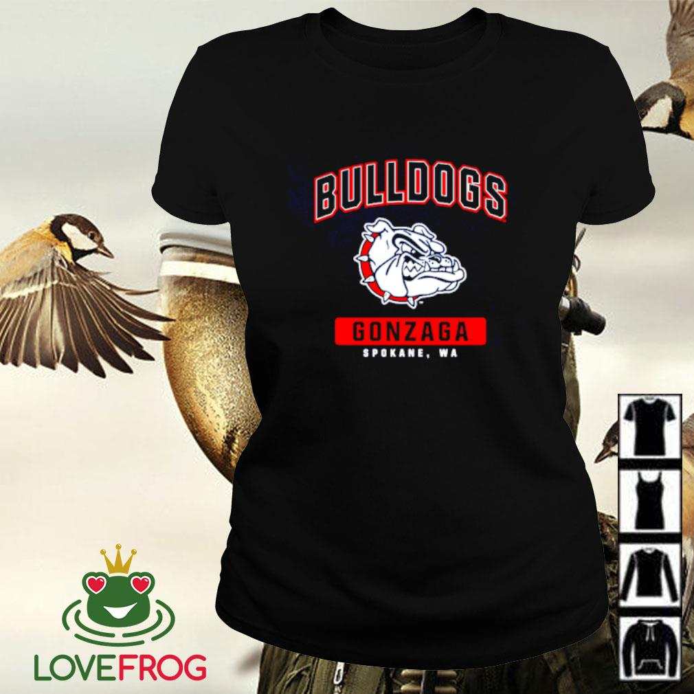 Gonzaga Bulldogs campus Icon Ladies-tee