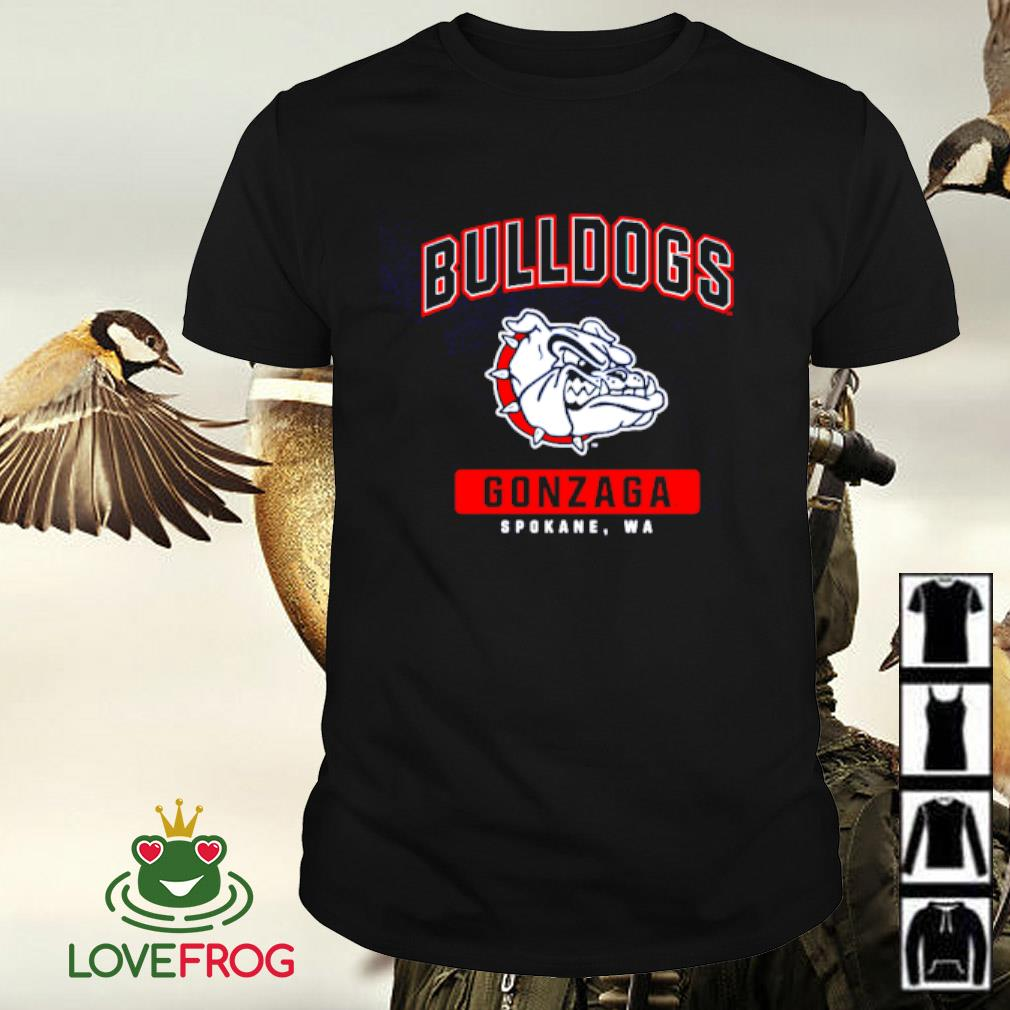 Gonzaga Bulldogs campus Icon shirt