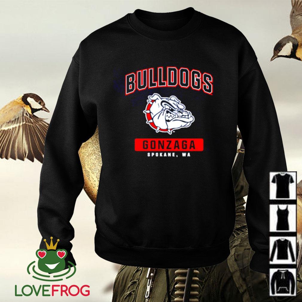 Gonzaga Bulldogs campus Icon Sweater