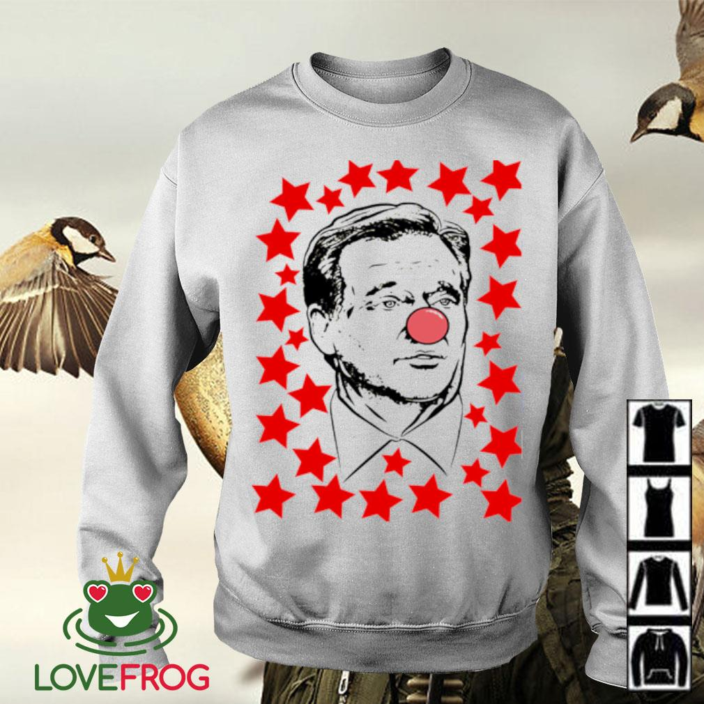 Goodell clown Sweater