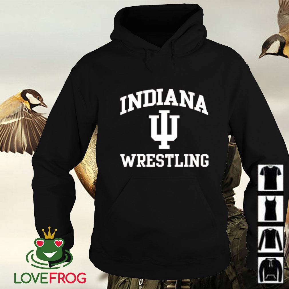 Indiana Wrestling NCAA Championship 2021 Hoodie