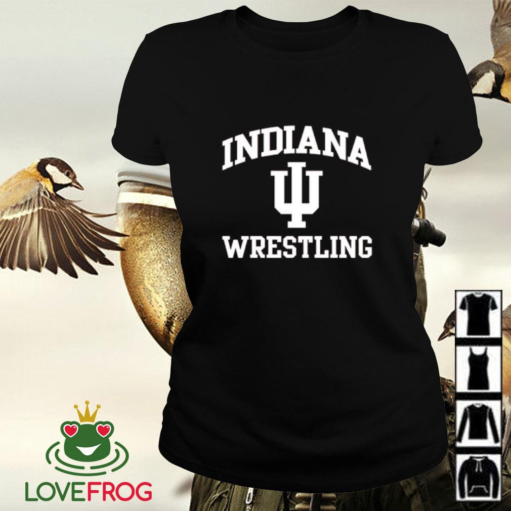 Indiana Wrestling NCAA Championship 2021 Ladies-tee