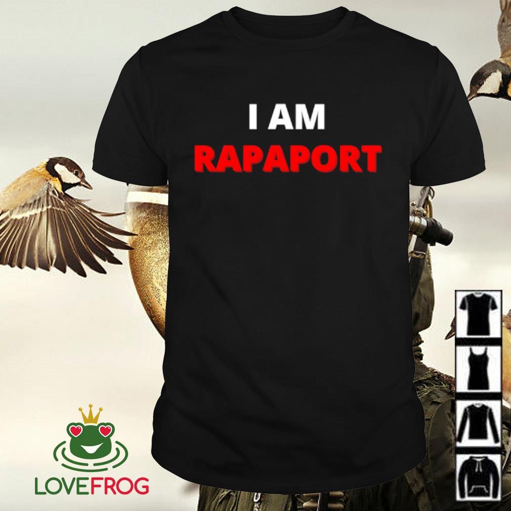 Michael Rapaport I am rapaport shirt