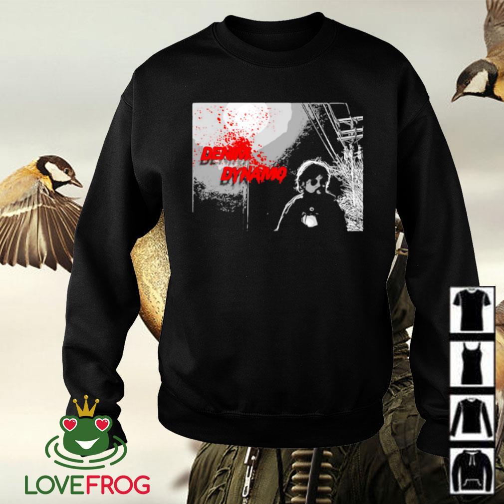 Denim Dynamo Sweater