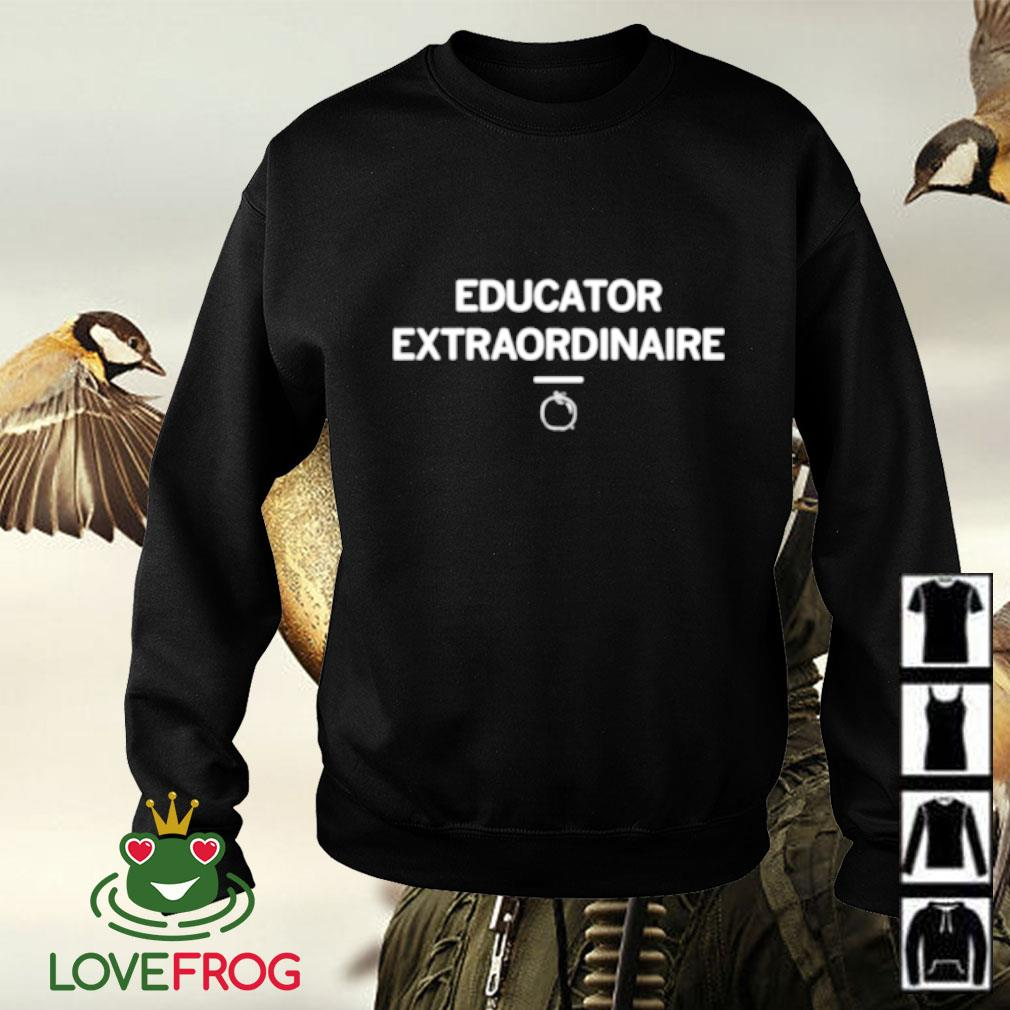 Educator Extraordinaire Sweater