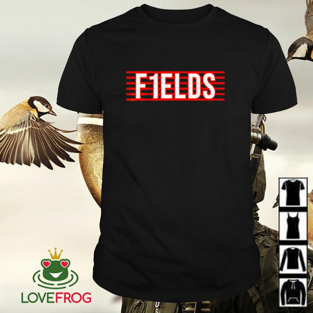 F1ELDS Justin Fields shirt