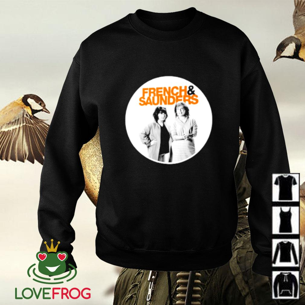 French and Saunders Sweater