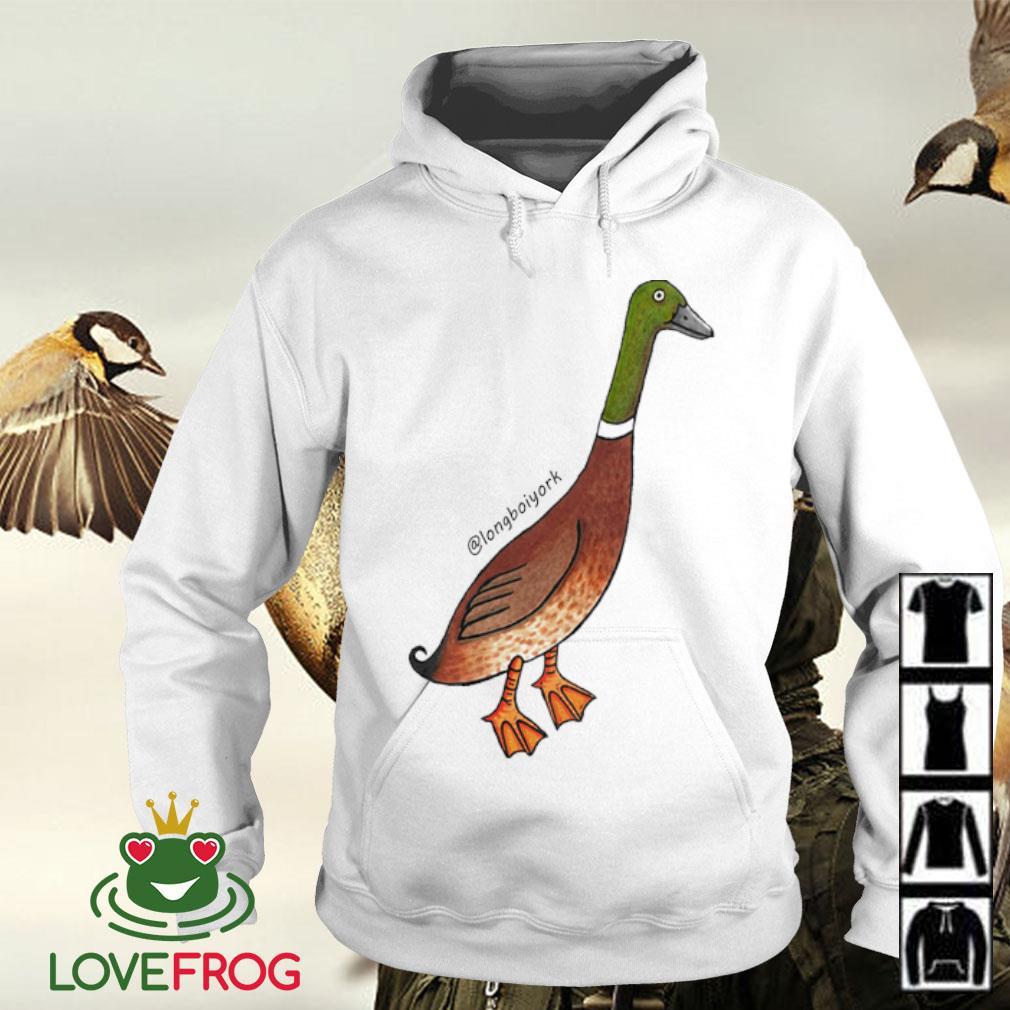 Goose Big Long Boi Hoodie