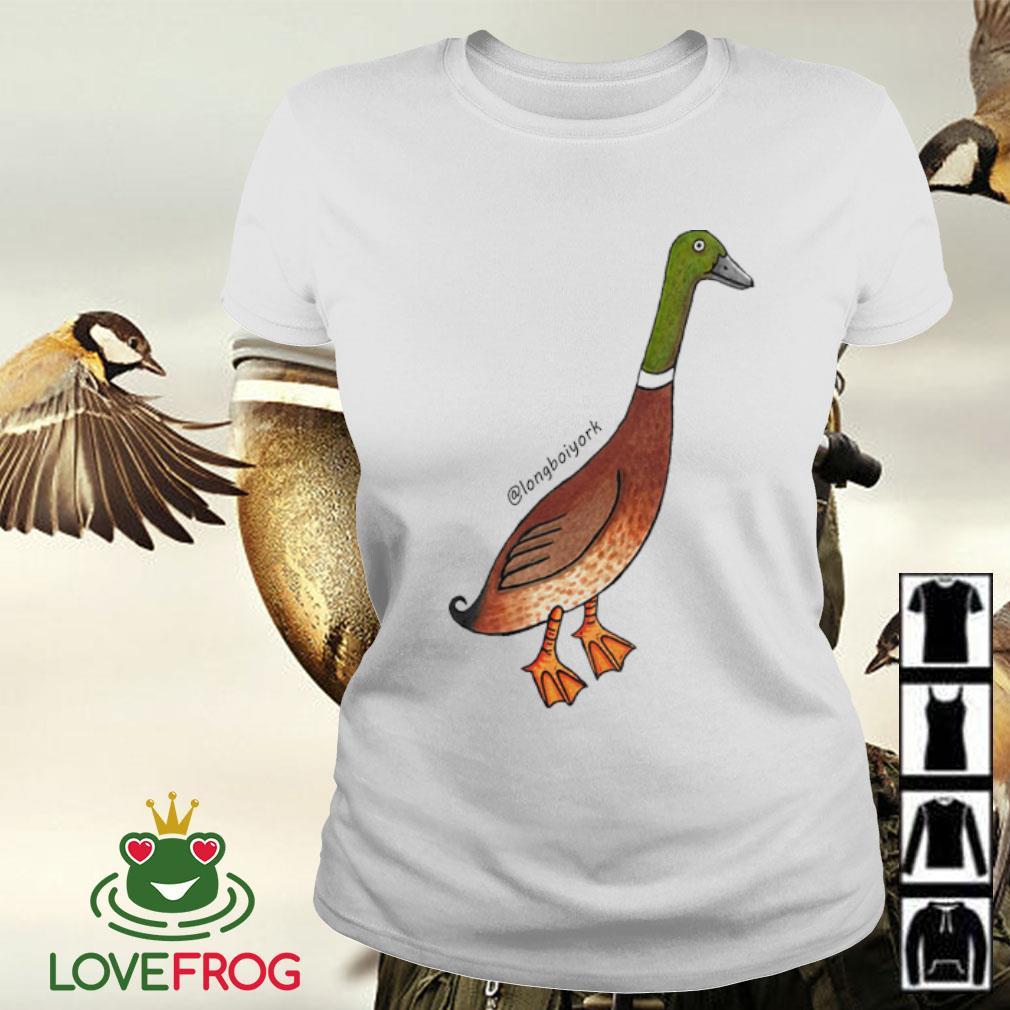 Goose Big Long Boi Ladies-tee