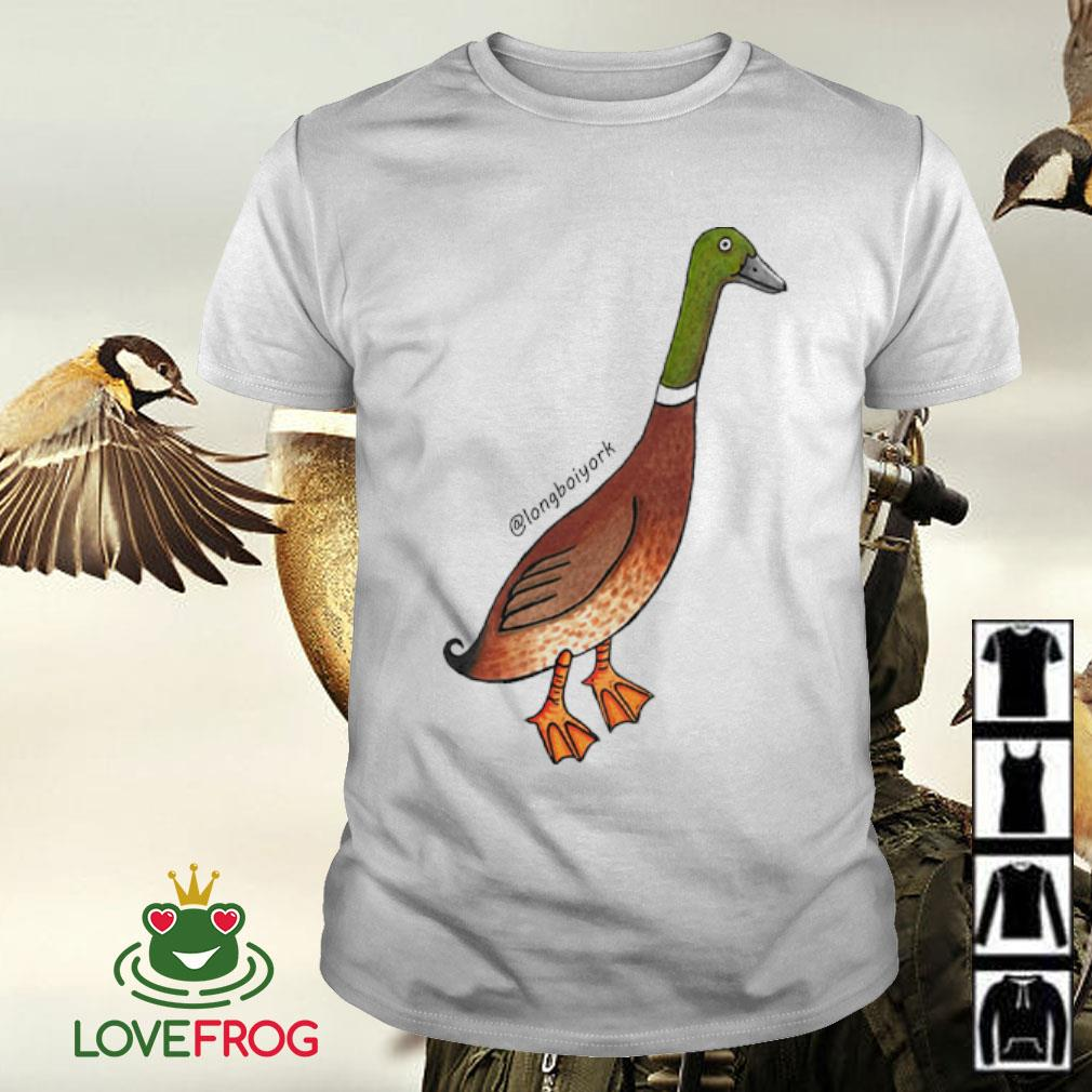 Goose Big Long Boi shirt