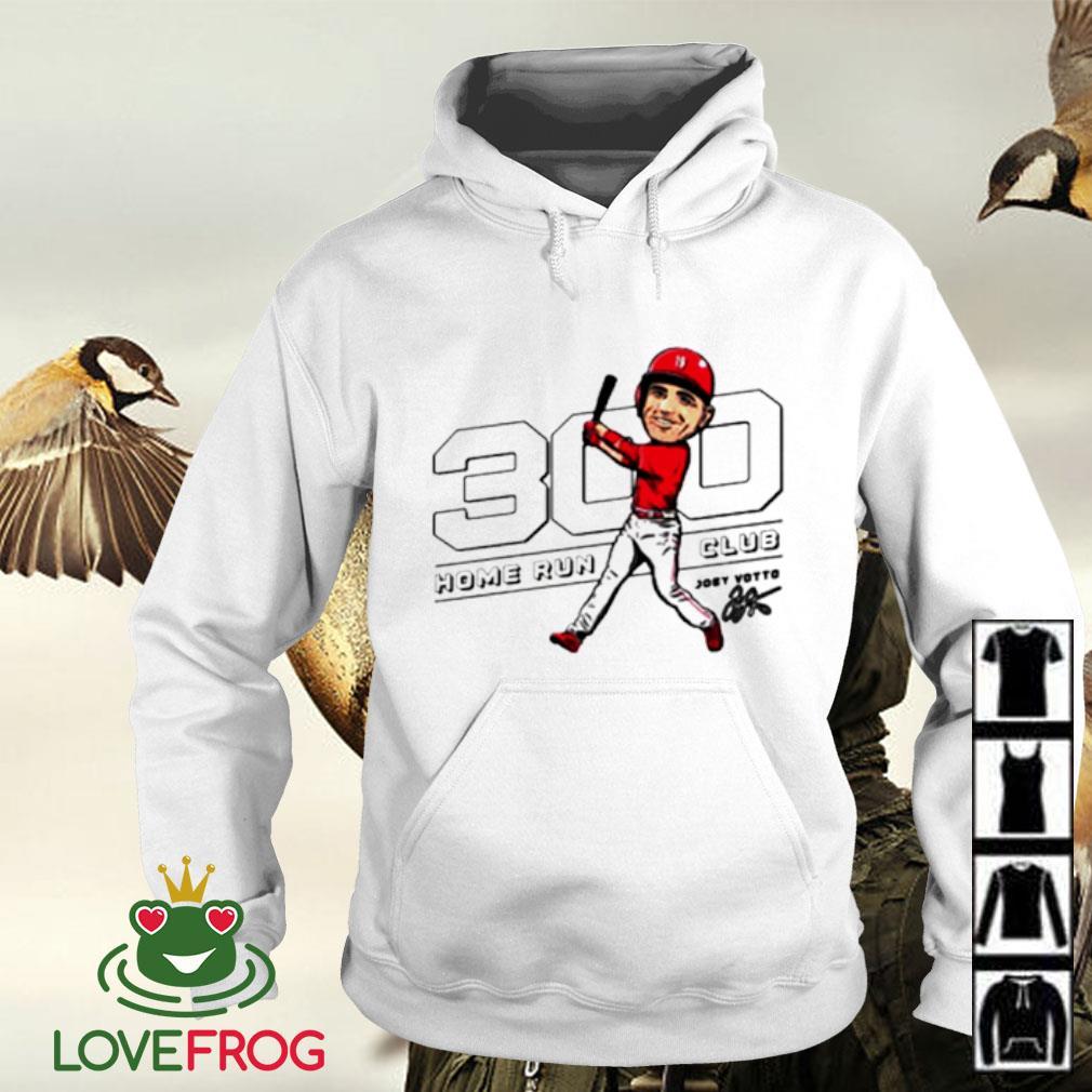 Joey Votto 300 home run club Hoodie