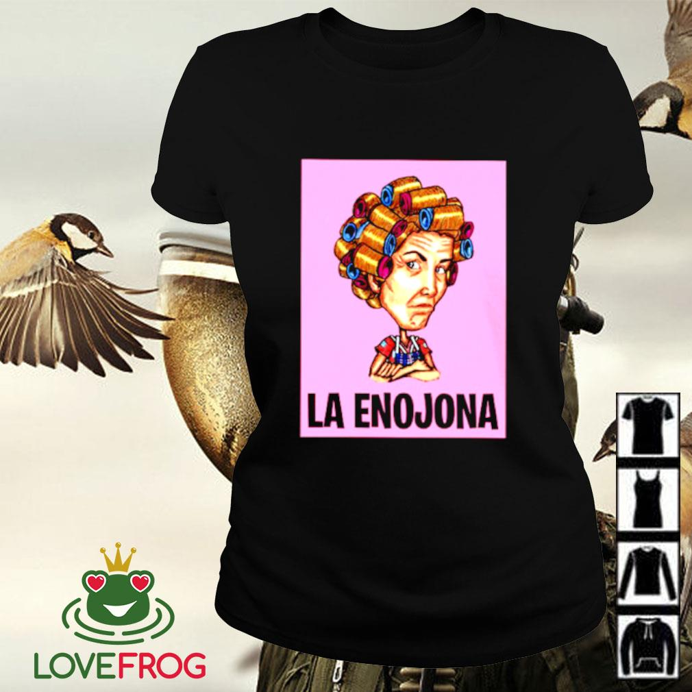 La Enojona Ladies-tee