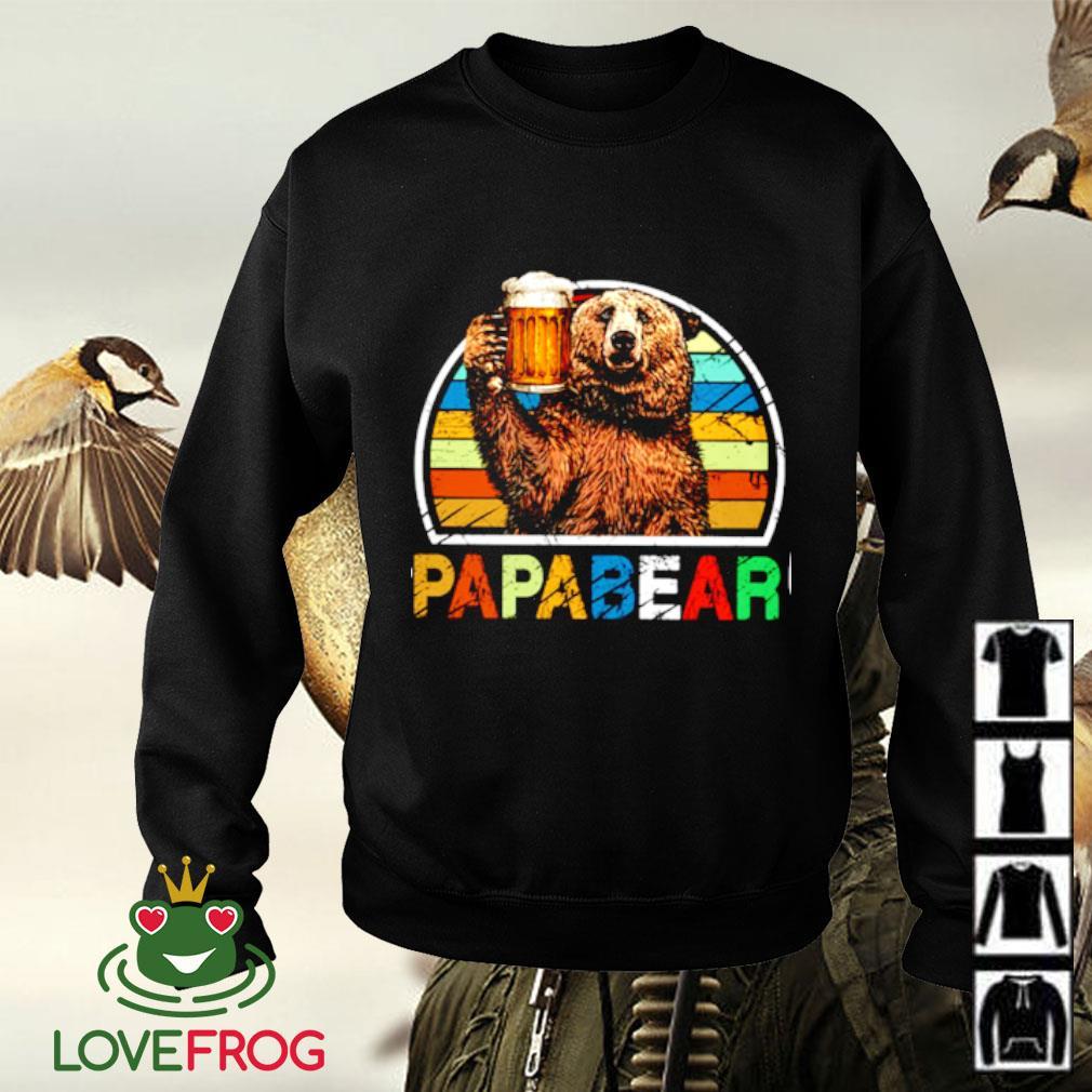 Papabear vintage Sweater