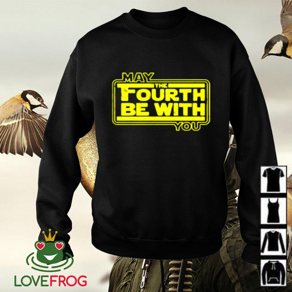 Star Wars may the 4th be with you Sweater