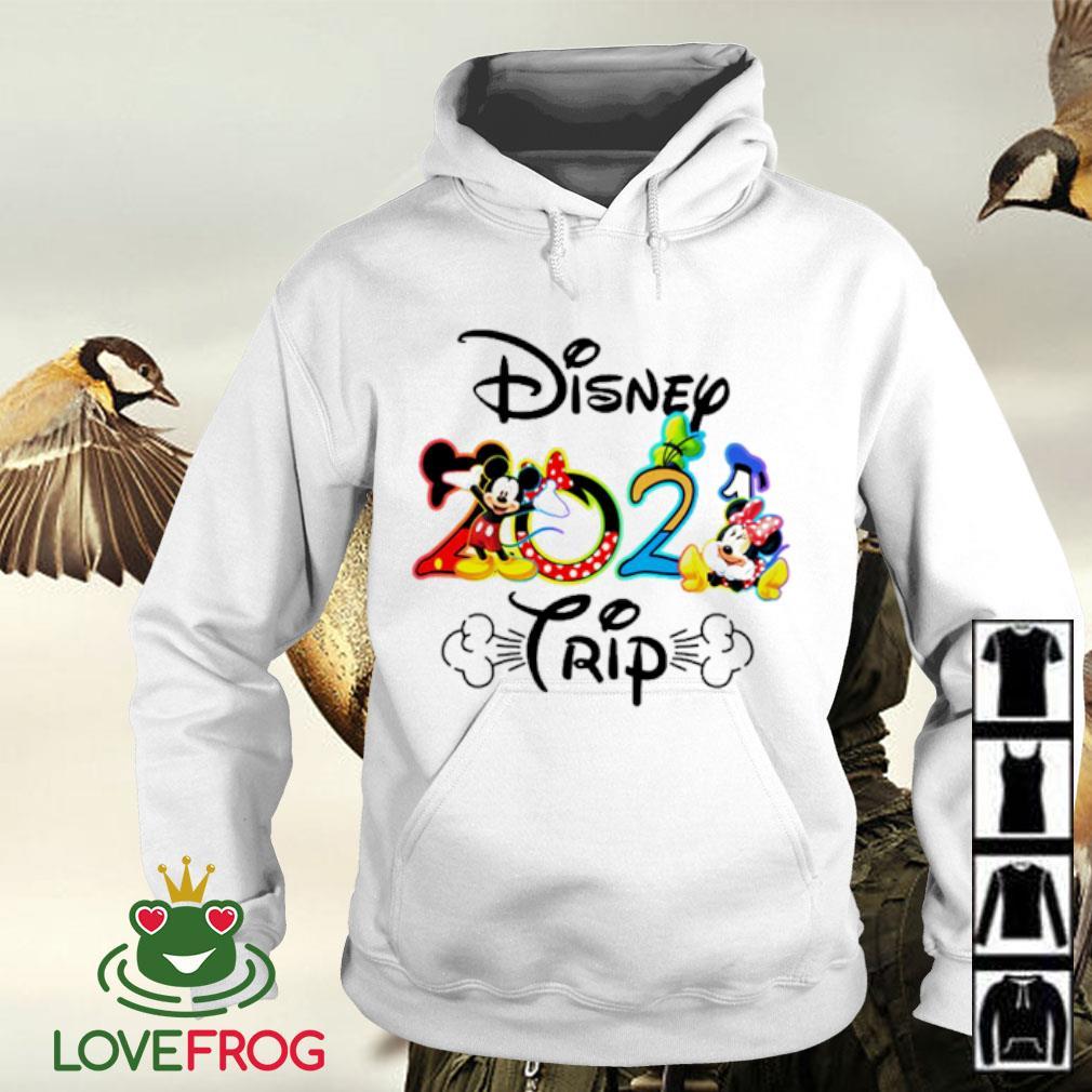 Mickey Disney 2021 trip Hoodie