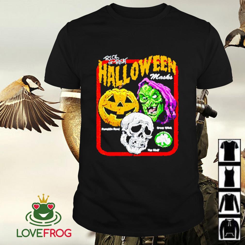 Halloween Costum Shirt Masswerks Store