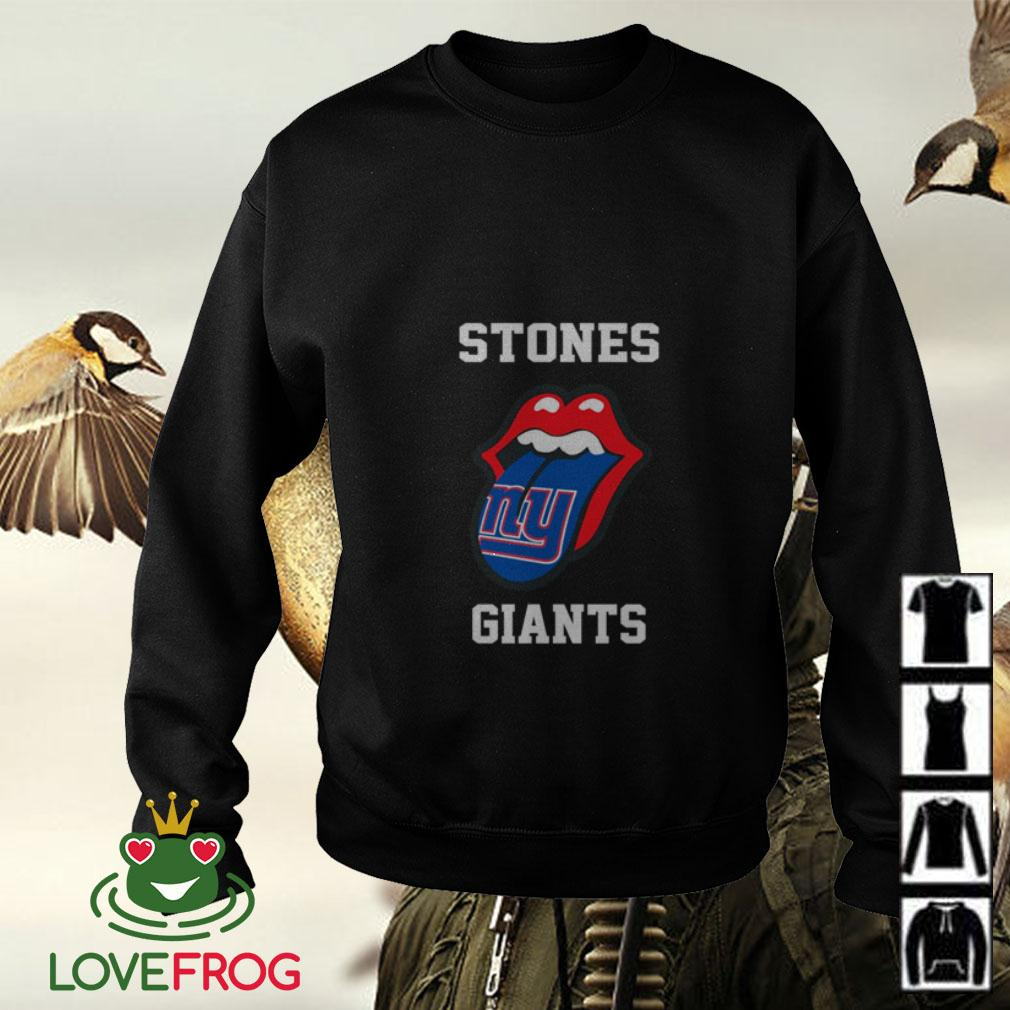 The Rolling Stones New York Giants Sweater