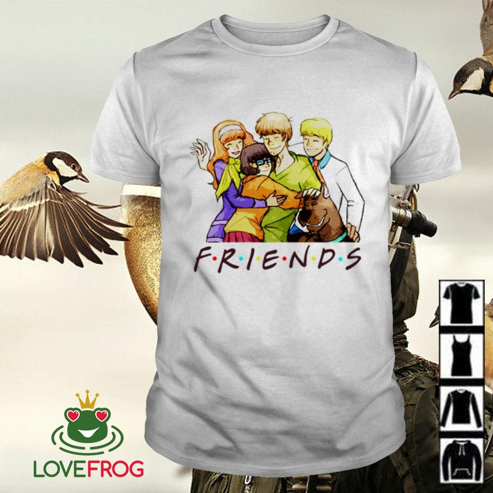 Scooby Doo Friends shirt