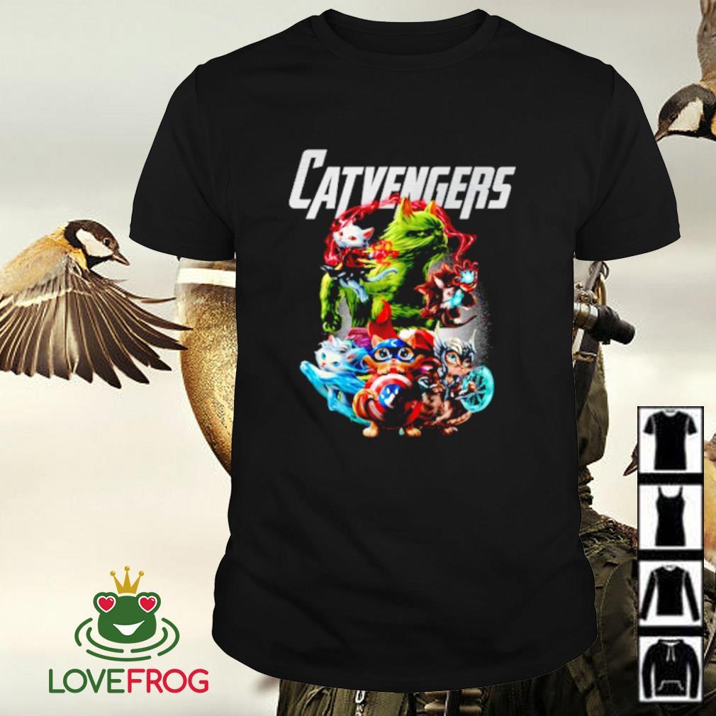 Marvel Avengers Endgame Catvengers shirt