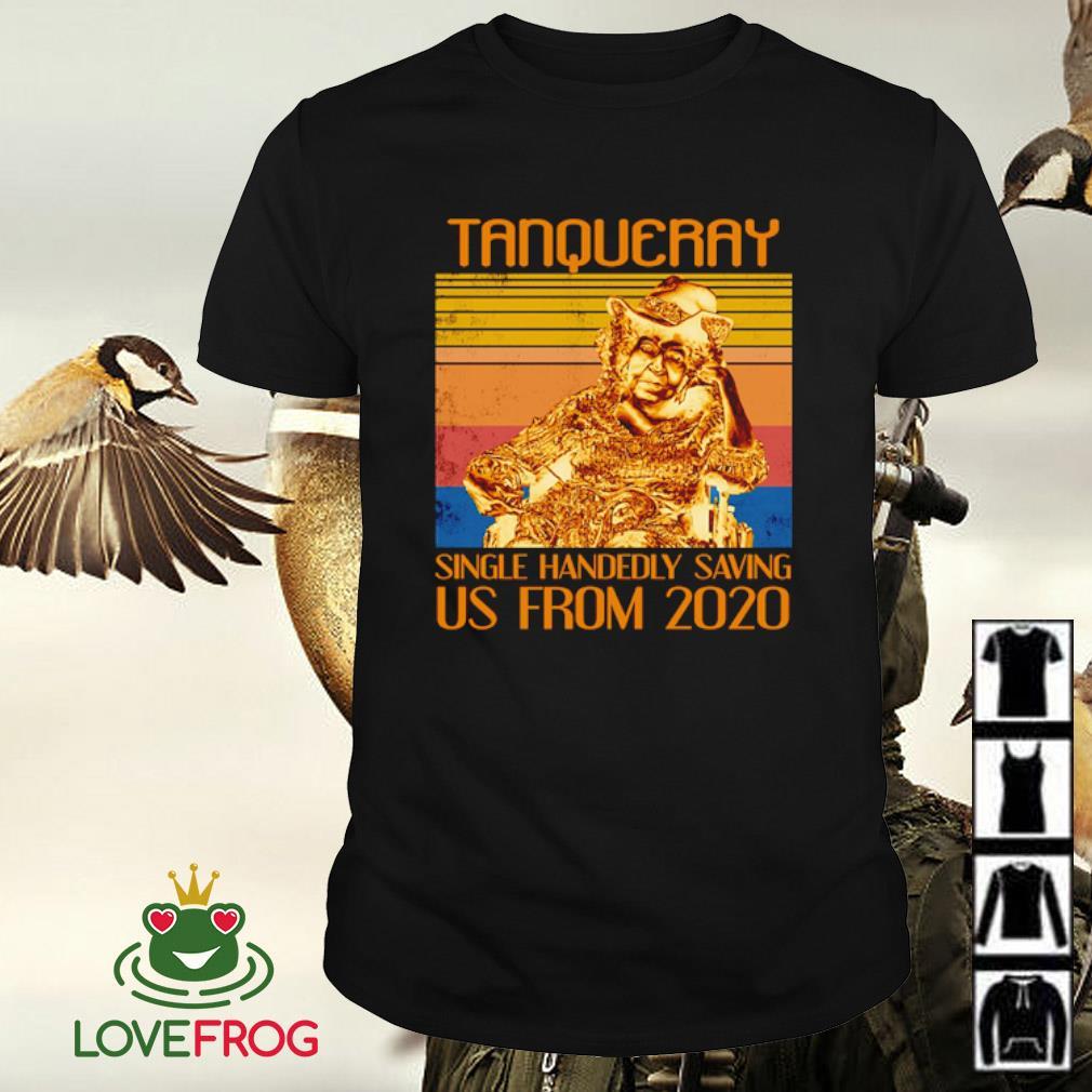 Tanqueray single handedly saving US from 2020 vintage shirt