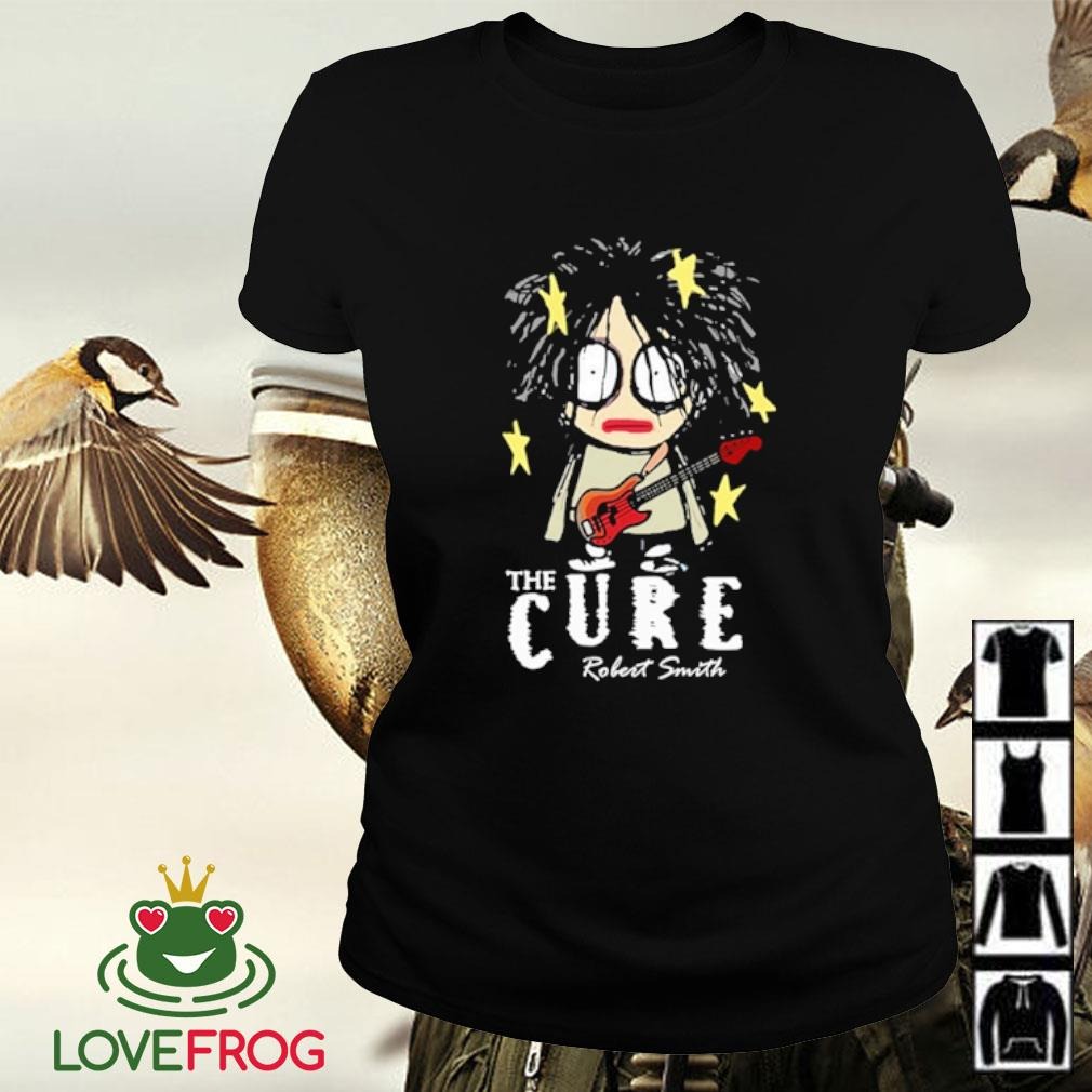 The cure Robert Smith s Ladies-tee