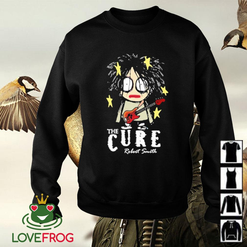 The cure Robert Smith s Sweater