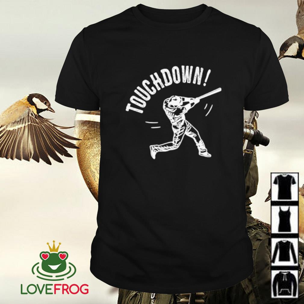 Touchdown Baseball 2021 shirt